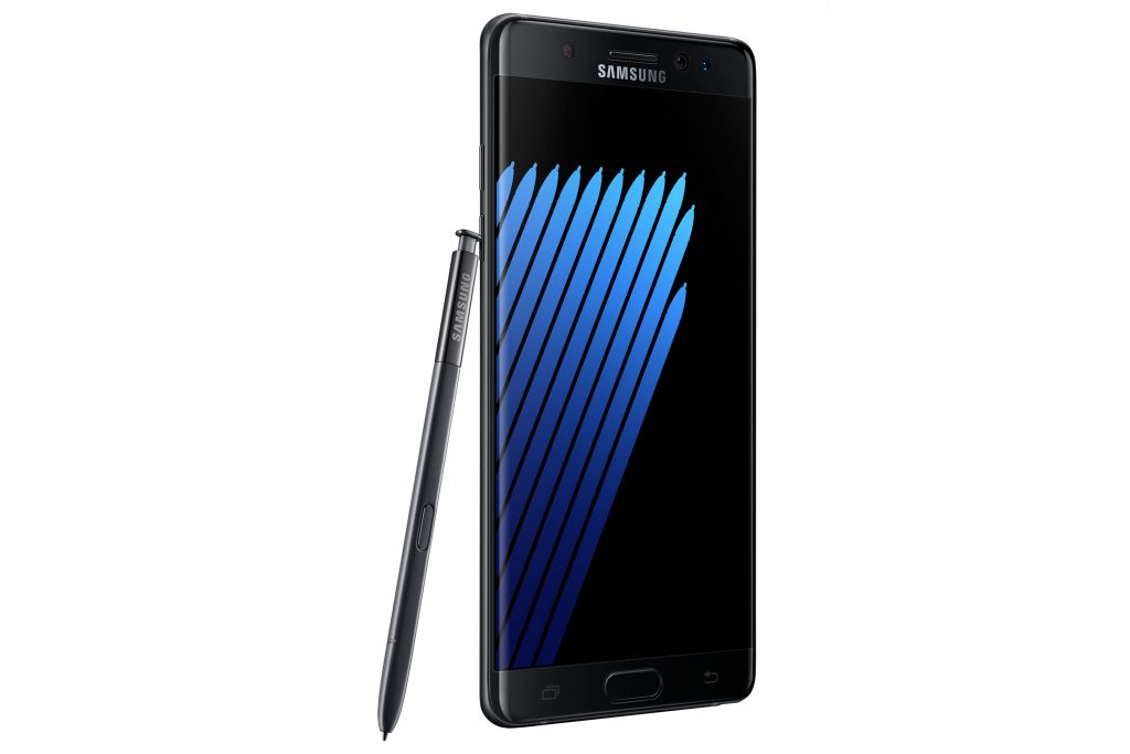 Samsung_Galaxy Note7_black