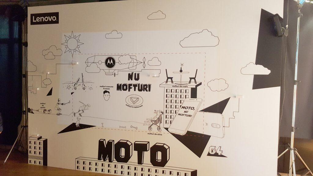 Slogan Motorola Moto